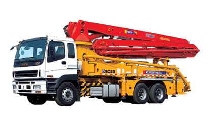 XCMG HB37A   Truck-mounted Concrete Pump