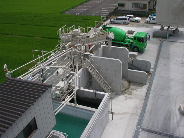 Shantui Environmental-Friendly Concrete Recovery System